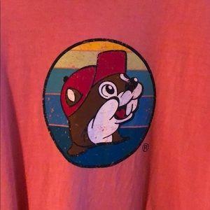 Comfort Colors Tops - Buc-ees T-shirt